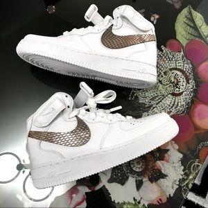 Nike Shoes - Customized Air Force 1's